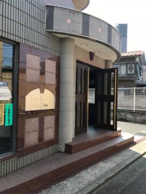 【エントランス】サクラガーデン小机