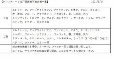 【区画図】クレスティーク北戸田