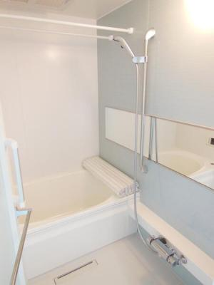 【浴室】クレスティーク北戸田