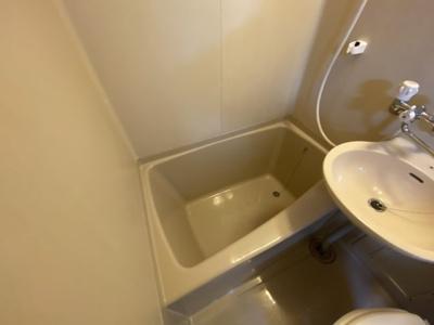 【浴室】ラ・プラージュⅠ