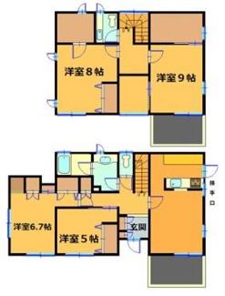 並木村田住宅