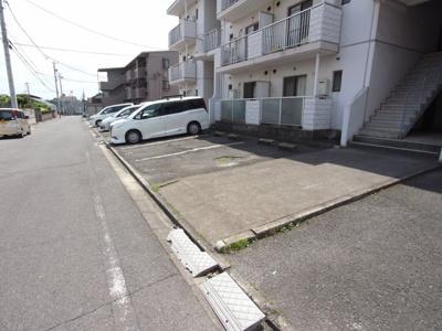 【駐車場】第3オレンジマンション