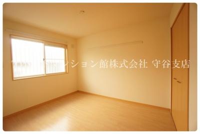 【寝室】ウィング・コート
