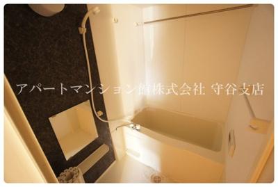 【浴室】ウィング・コート