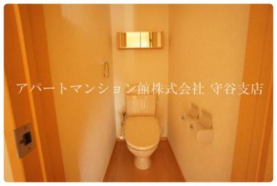 【トイレ】ウィング・コート