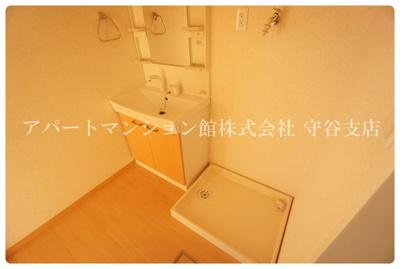 【洗面所】ウィング・コート