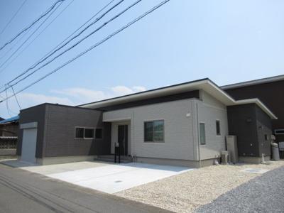 H28年築、一条工務店施工の平家建住宅