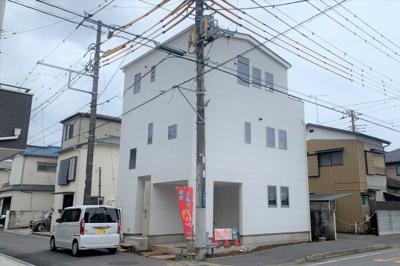 ~外観写真~オシャレが際立つデザイナーズ住宅!!!
