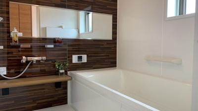 ~室内写真~日々の暮らしに欠かせないお風呂です