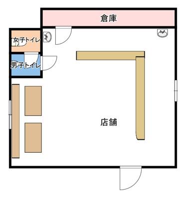 【内装】アプリコットハウス
