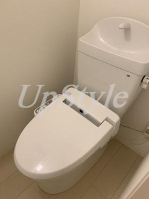 【トイレ】レジス飛鳥山公園