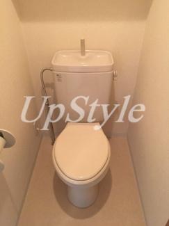 【トイレ】スカイコート東大前壱番館