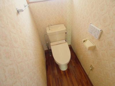 【トイレ】中川邸