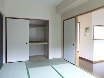 【和室】コンフォール瑞江Ⅰ