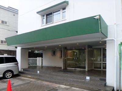 【エントランス】京成サンコーポ川口