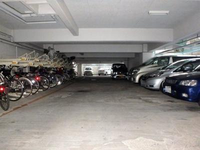【駐車場】京成サンコーポ川口