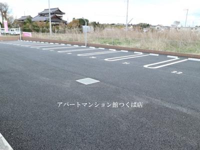 【駐車場】アプリカス ヴェント