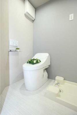 【トイレ】BEL FIORE SANCHA 2021年築築浅 ペット飼育可 礼金0