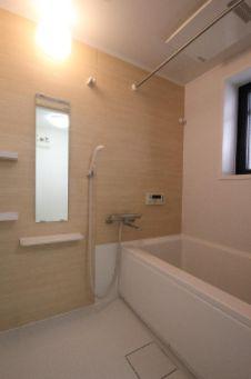 【浴室】サニートハウス