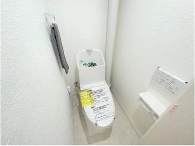 【トイレ】ローレルハイツ北天満2号棟西棟