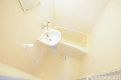 【浴室】レオパレス久松