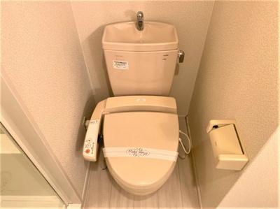 【トイレ】ドゥエリング桜川