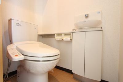 【トイレ】サン・サカエビル