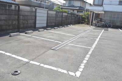 【駐車場】エスポアール中神
