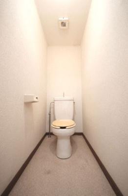 【トイレ】エスポアール中神