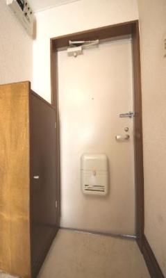 【玄関】エスポアール中神