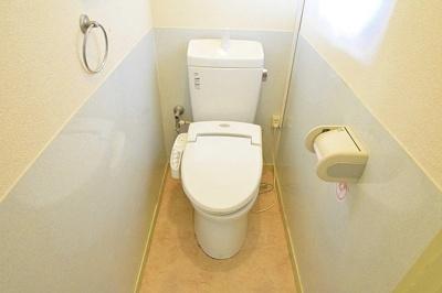 【トイレ】太子貸家
