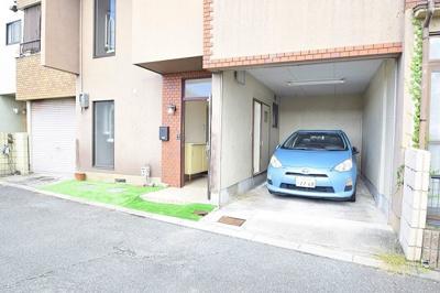 【駐車場】太子貸家