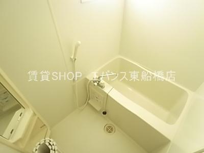 【浴室】ラヴァ・フロー