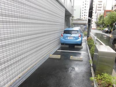 【駐車場】スペーシア日本橋東