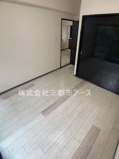 【洋室】リバーシティ不動前