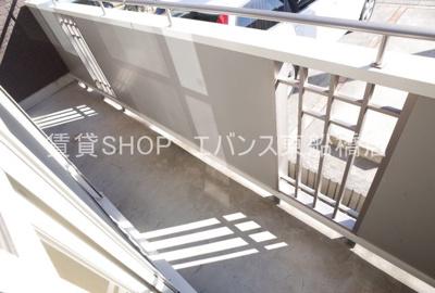 【バルコニー】アイプレシャス東船橋
