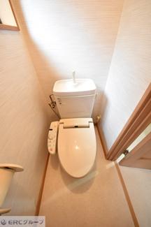 1階おトイレです♪