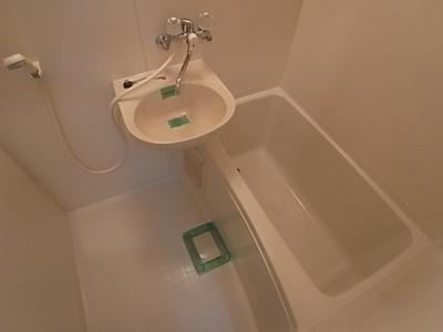 【浴室】パークハイツ千葉寺