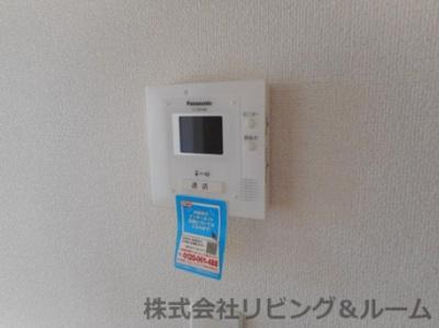 【セキュリティ】メゾンド・プラシード B棟