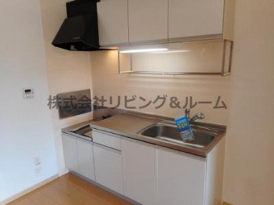 【キッチン】メゾンド・プラシード B棟