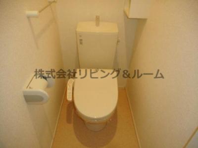 【トイレ】ベル クレール