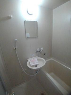 【浴室】サンハイツひろ