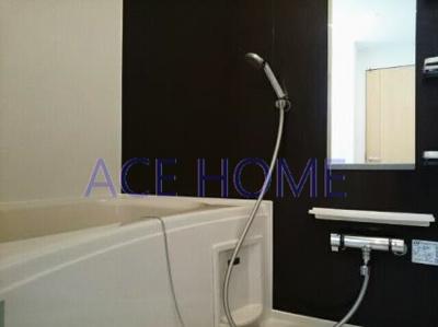 【浴室】ラフィネ美喜