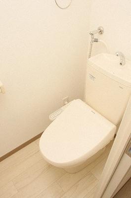 【トイレ】グランディール南10条