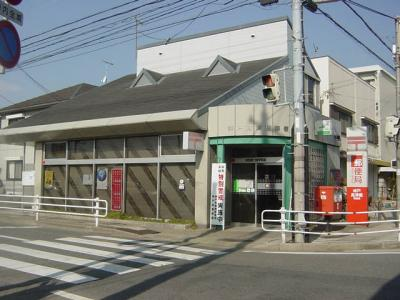 神戸高津橋郵便局まで169m