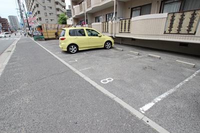 【駐車場】森ビル