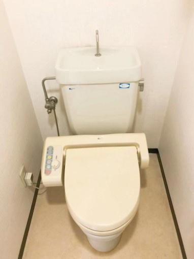 【トイレ】ツオード千住弐番館