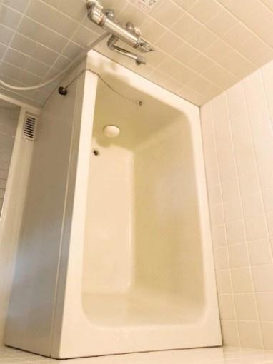 【浴室】ツオード千住弐番館