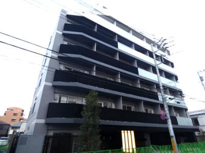 JR京浜東北線「蒲田」駅より徒歩10分の立地です