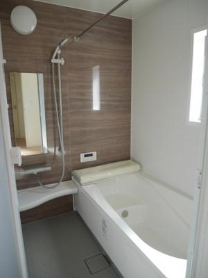 【浴室】★鉄砲町 新築建売住宅 4LDK 駐車場4台付★